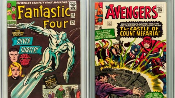 World's best Marvel Comics multimillion-dollar collection goes on sale