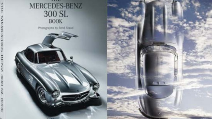 Mercedes-Benz 300 SL Coffee Table Book is a perfect Father's Day gift