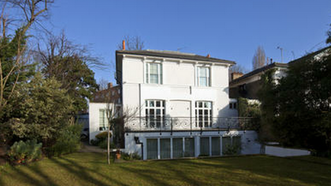 St. Johns Wood home