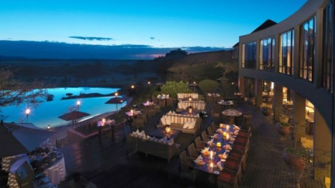 Four Seasons Safari Lodge Serengeti, Tanzania offers outdoor adventure in Africa's finest safari region