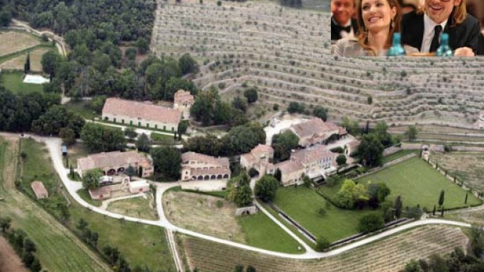 Brad Pitt to serve own wine from Miraval estate at wedding