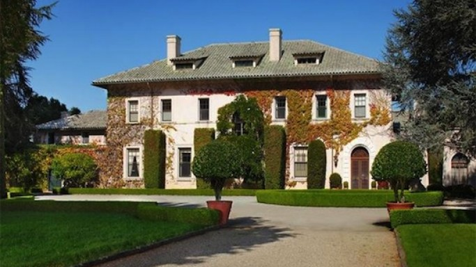 $100 million Hillsborough Estate is one of the most expensive homes in California