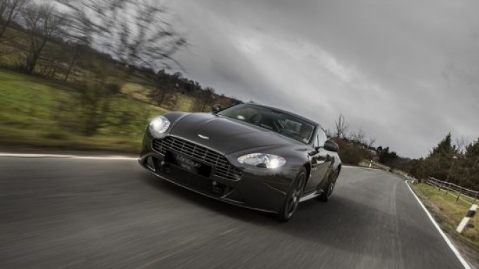2013 Aston Martin V8 Vantage SP10 is a special edition for Continental Europe