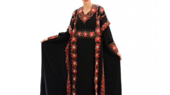 Debbie Wingham debuts world's most expensive cloak 'Abaya' studded with diamonds at $17.7 Million
