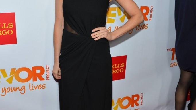 Brittany Show attends The Trevor Project event