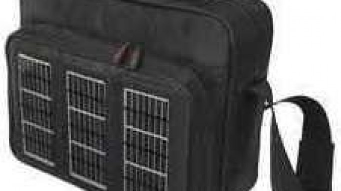 Voltaic Messenger Solar-Powered Laptop Bag