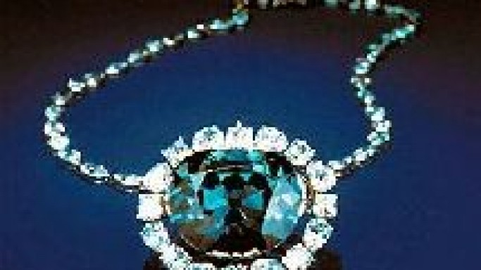Hope Diamond on sale?!