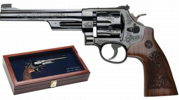 Smith & Wesson celebrates 75th Anniversary of the .357 Magnum