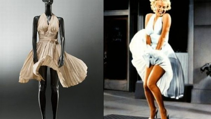 Most Expensive Marilyn Monroe memorabilia is her 'Seven Year Itch' dress for $4.6m