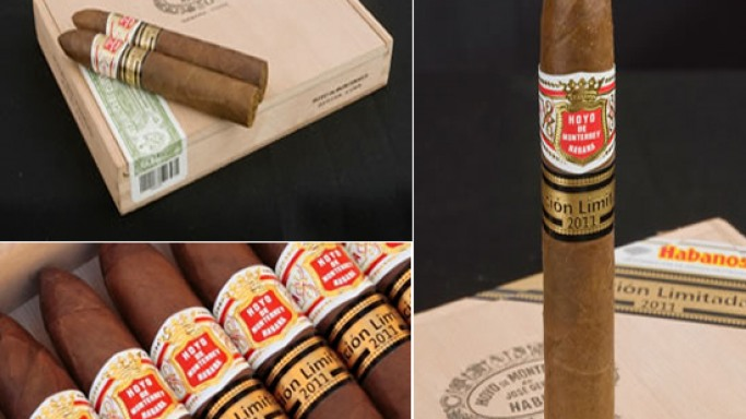 Habanos limited edition collection cigars