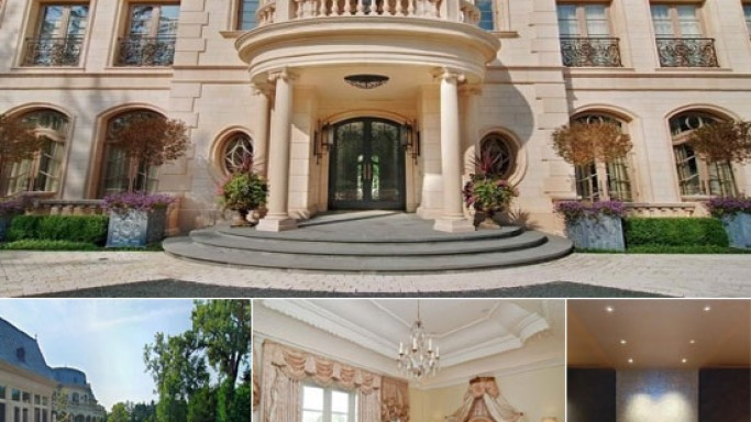 Le Grand Reve: Chicago's most expensive home to go on auction