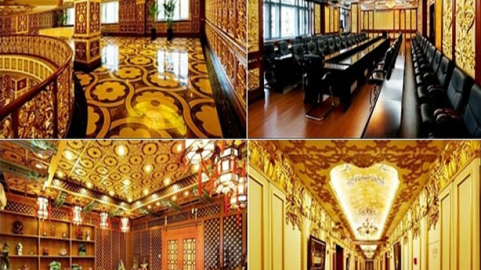 Chinese pharma company owns world's most expensive office inspired from Palace of Versailles