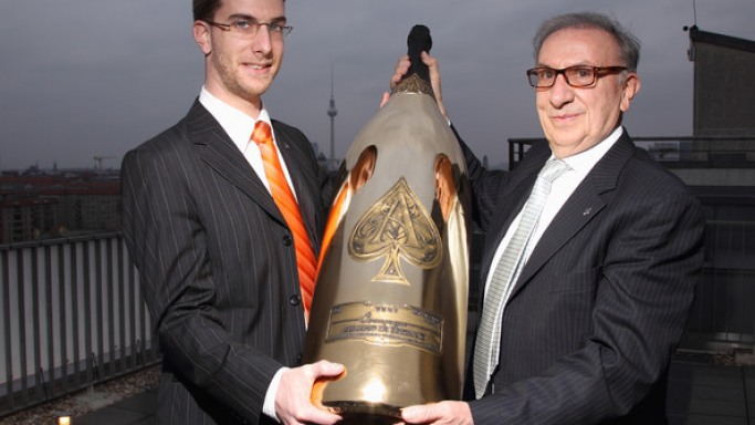 Armand de Brignac: Most expensive champagne brand of the rich and famous