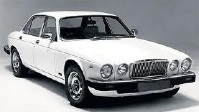 Jaguar XJ6 car