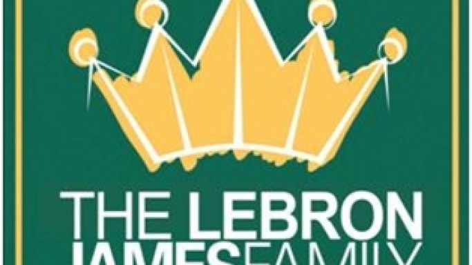 Lebron James family foundation