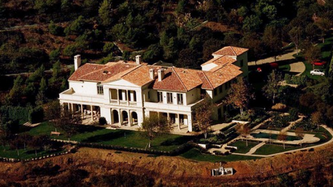 Sylvester Stallone mansion in Beverly Hills