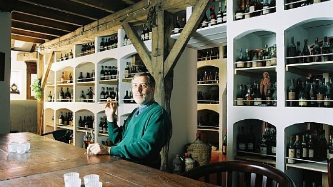 World's largest collection of 250 year old liquor goes on auction