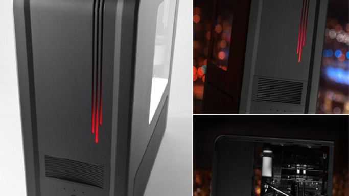 Murderbox MKII is the world's finest custom PC for high-end PC enthusiasts