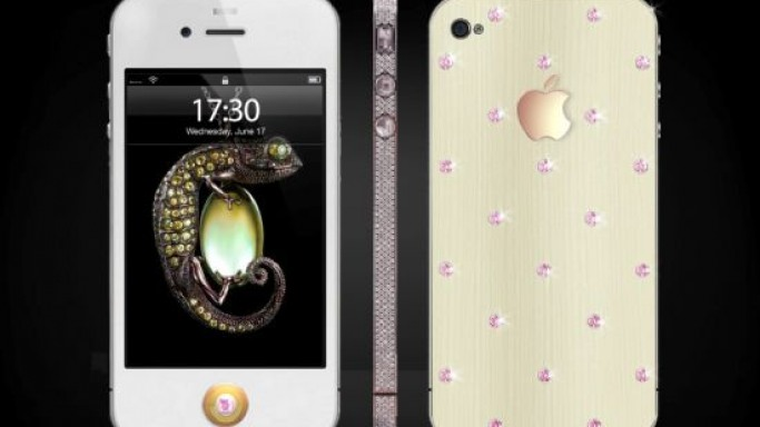 Sun&Moon's iPhone Pink Diamond is every jewelry lovers delight
