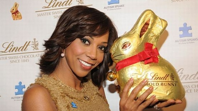 Lindt Gold Bunny Celebrity Auction for a charitable cause