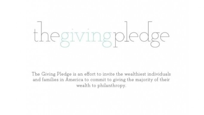 The Giving Pledge
