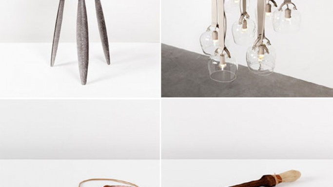 Fendi presents recycled leather collection by Formafantasma