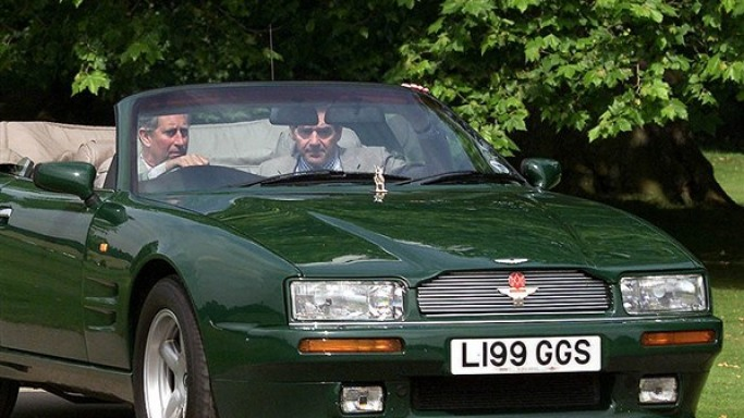 Prince Charles, his Royal Highness, the Prince of Wales, was gifted on his 21st Birthday, an incredibly unique Aston Martin DB6 MKII Vantage Volante