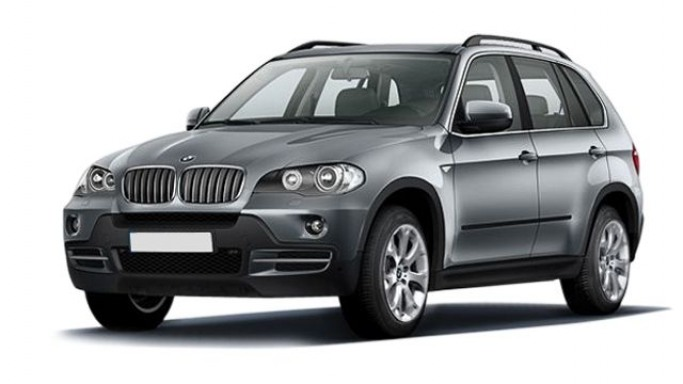 Her possession of a BMW X5 reveals her affinity towards SUVs