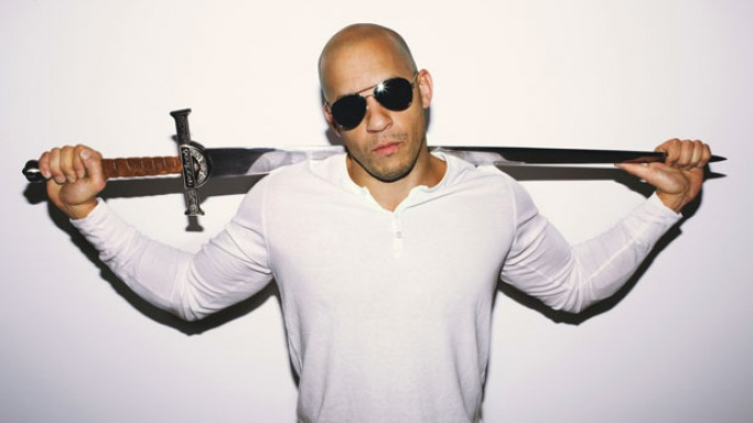 Vin Diesel Sonnenbrille With Men And Vin Diesel is