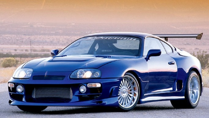 Toyota Supra Turbo - Bornrich , Price , Features,Luxury factor ...