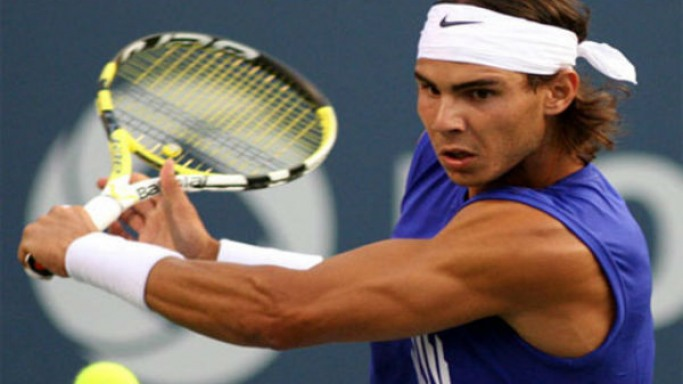 The tennis player was photographed using a Babolat tennis racquet in many matches.