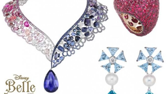 "Chopard ""Disney Princess Collection"" to debut at Harrods for Holiday Season"