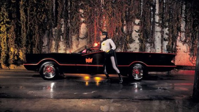 Original 1966 Batmobile by George Barris Goes on Auction