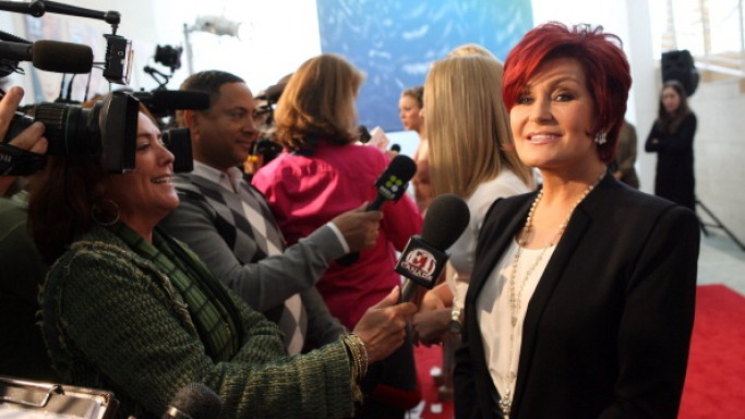 Sharon Osbourne supports Breast Cancer Care