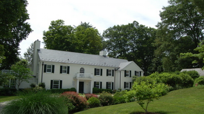 Michael Douglas house in Westchester, New York