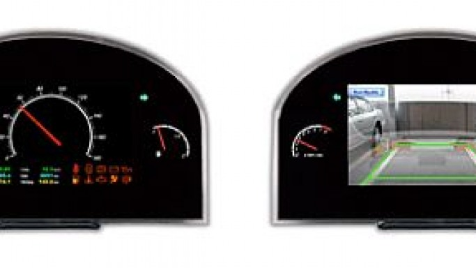 Sharp Develops the Industry's Highest Contrast Ratio In-Vehicle LCD