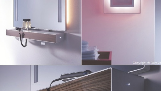 Duravit Designs e-mood Furniture Range for Luxury Bathroom