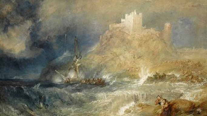 A 19th Century painting by William turner goes for $6 million