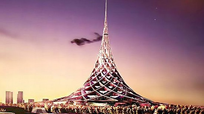 Crystal Island – World's biggest building to dominate Moscow's boomtown skyline