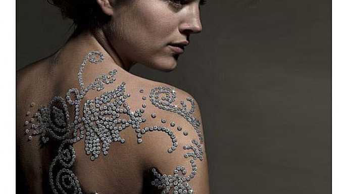 World's most expensive tattoo displays wealth like never before