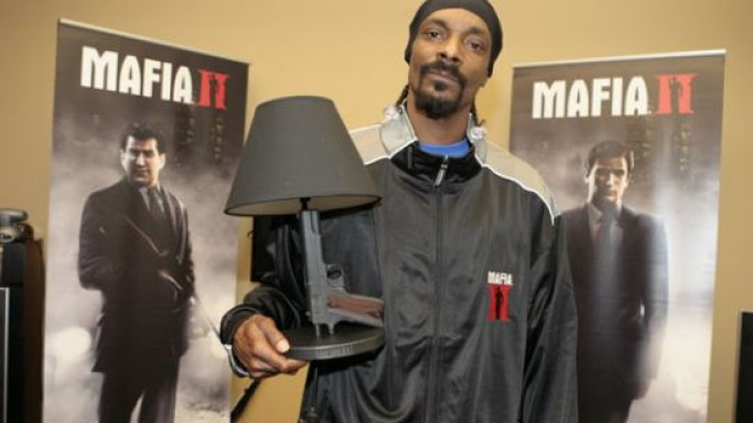 Mafia II Gun Lamp made exclusively for 2K Games' upcoming title