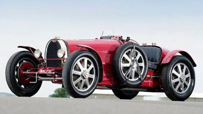 Lord Raglan's cherished Bugatti Type 51 to adorn Bonhams' Paris Sale