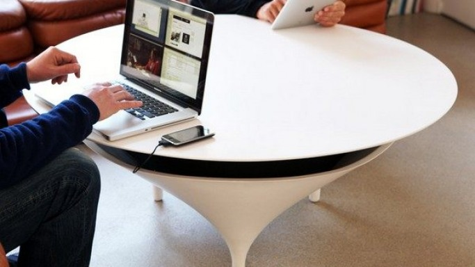 Acoustable – The coffee table audiophiles would love to gather around!