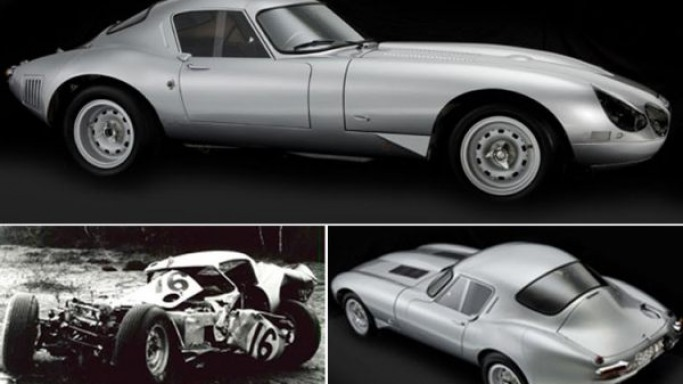 Most expensive Jaguar E-type took 7,000 hours to return to its former glory