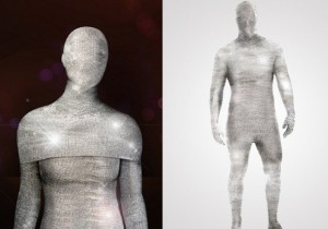 $1 Million Diamond Morphsuit