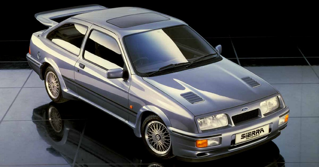 Ford Sierra RS Cosworth Exterior