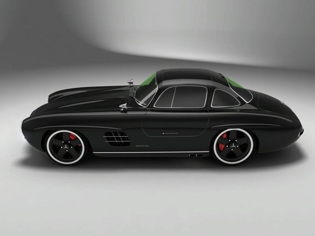 Mercedes 300 sl gullwing bornrich price features for Mercedes benz 300sl gullwing price